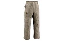 Vaude Kid's Detective ZO Pants wood